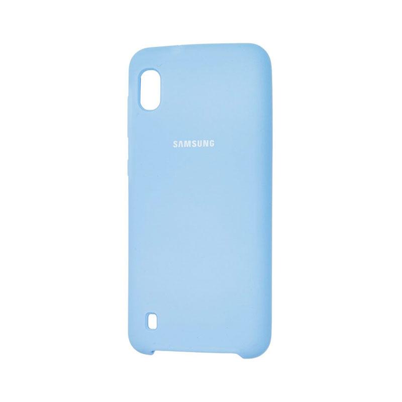 Чехол для Samsung Galaxy A10 (A105) Soft Touch Silicone Cover фото 3