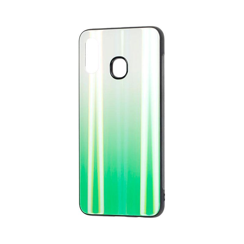 Чехол для Samsung Galaxy A30 (A305) Gradient glass фото 2