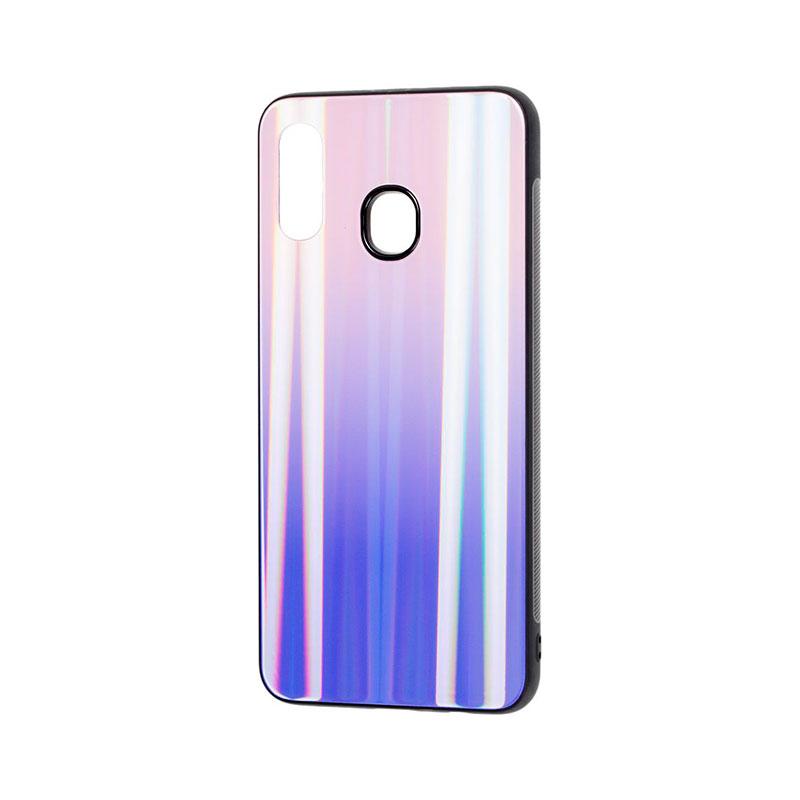 Чехол для Samsung Galaxy A30 (A305) Gradient glass фото 1