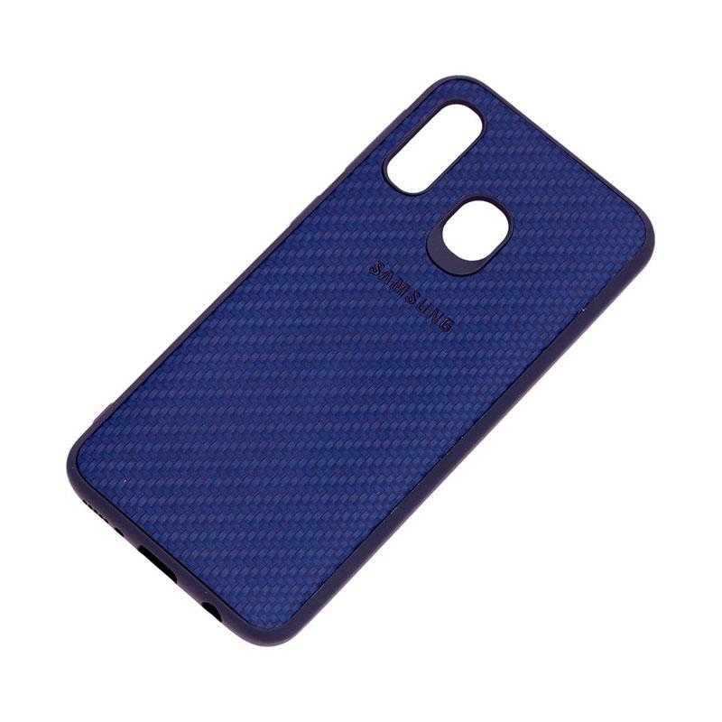 Чехол для Samsung Galaxy A40 (A405) Carbon фото 1