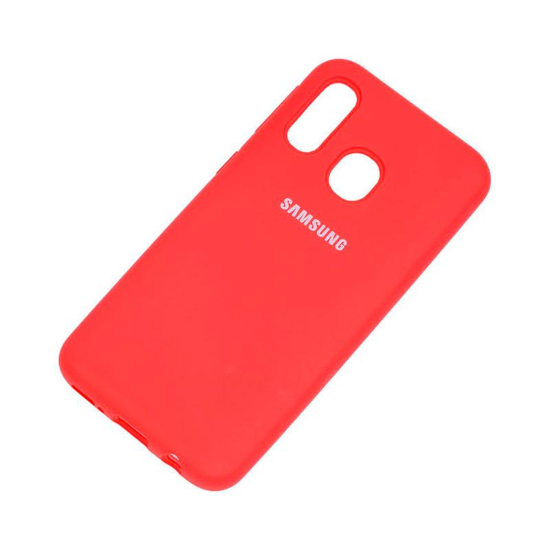 Чехол для Samsung Galaxy A40 (A405) Silicone Full фото 3