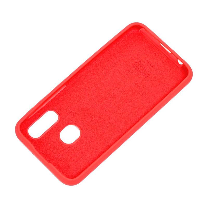Чехол для Samsung Galaxy A40 (A405) Silicone Full фото 1