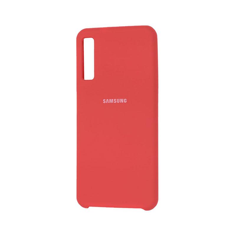 Чехол для Samsung Galaxy A7 2018 (A750) Silicone Cover фото 3