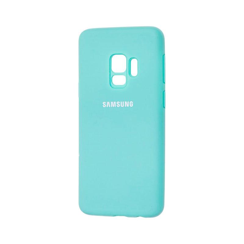 Чехол для Samsung Galaxy S9 (G960) Silicone Full фото 2