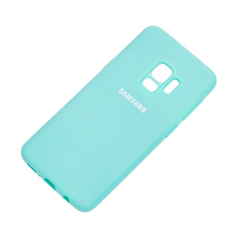 Чехол для Samsung Galaxy S9 (G960) Silicone Full фото 1
