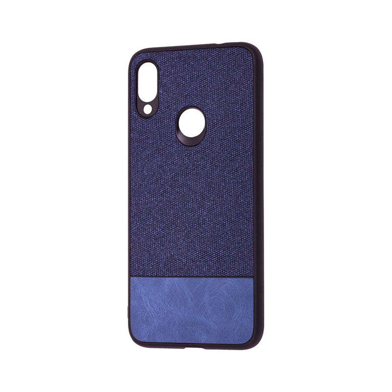 Чехол для Xiaomi Redmi Note 7 Hard Textile фото 1