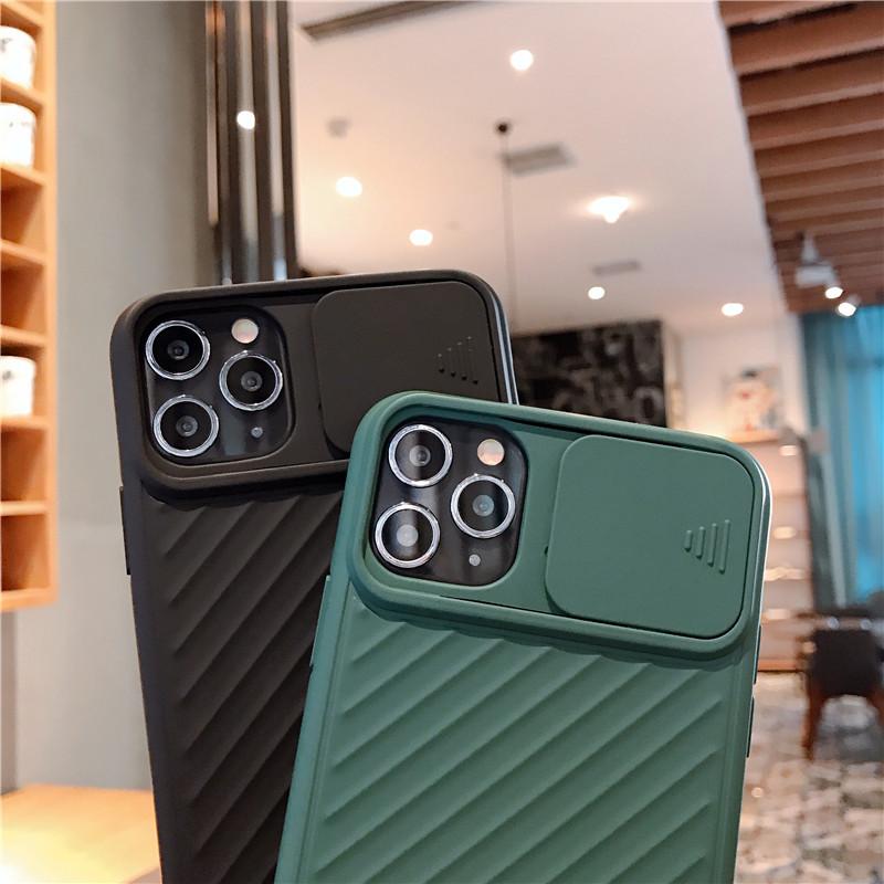 Чехол для iPhone 11 Multi-Colored camera protect (с крышкой для защиты камеры) фото 2