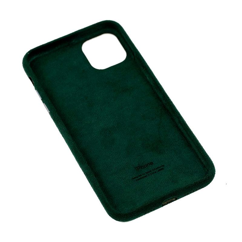 Замшевый чехол для iPhone 11 Pro Alcantara фото 3