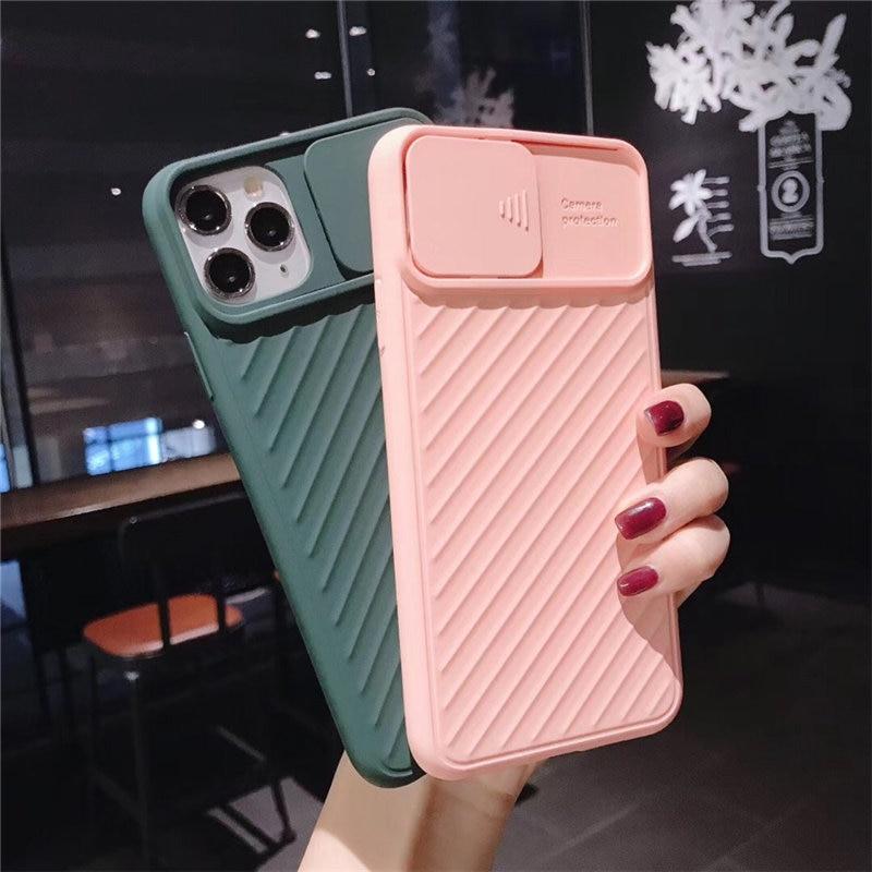 Чехол для iPhone 11 Pro Max Multi-Colored camera protect (с защитой камеры) фото 2