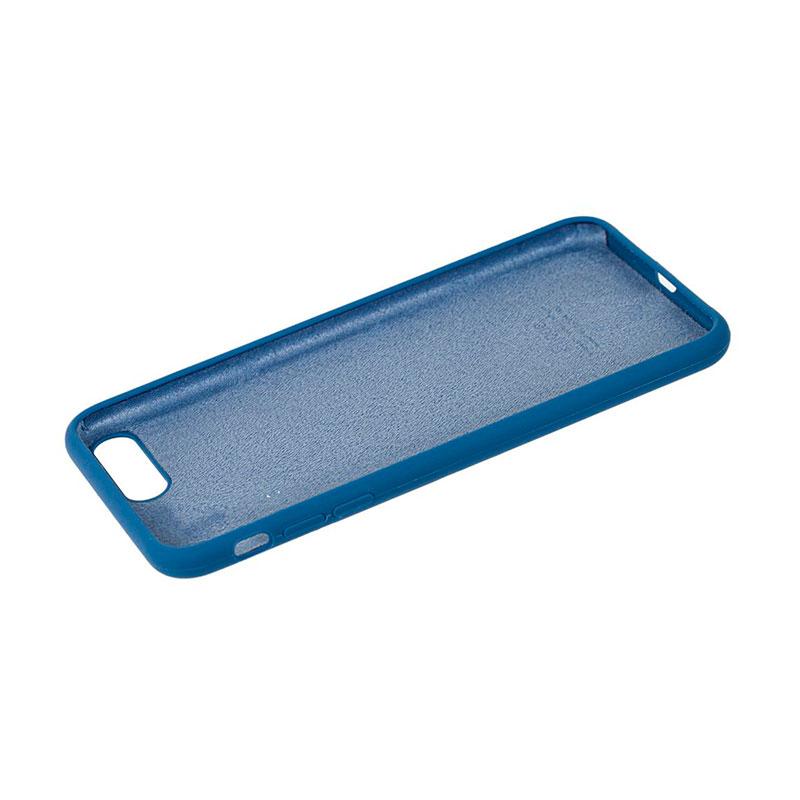 Силиконовый чехол для iPhone 7 Plus / 8 Plus Silicone Case Full (с закрытой нижней частью) фото 2