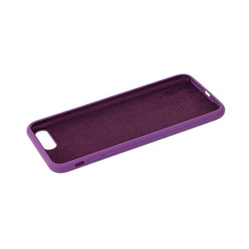 Силиконовый чехол для iPhone 7 Plus / 8 Plus Silicone Case Full (с закрытой нижней частью) фото 3
