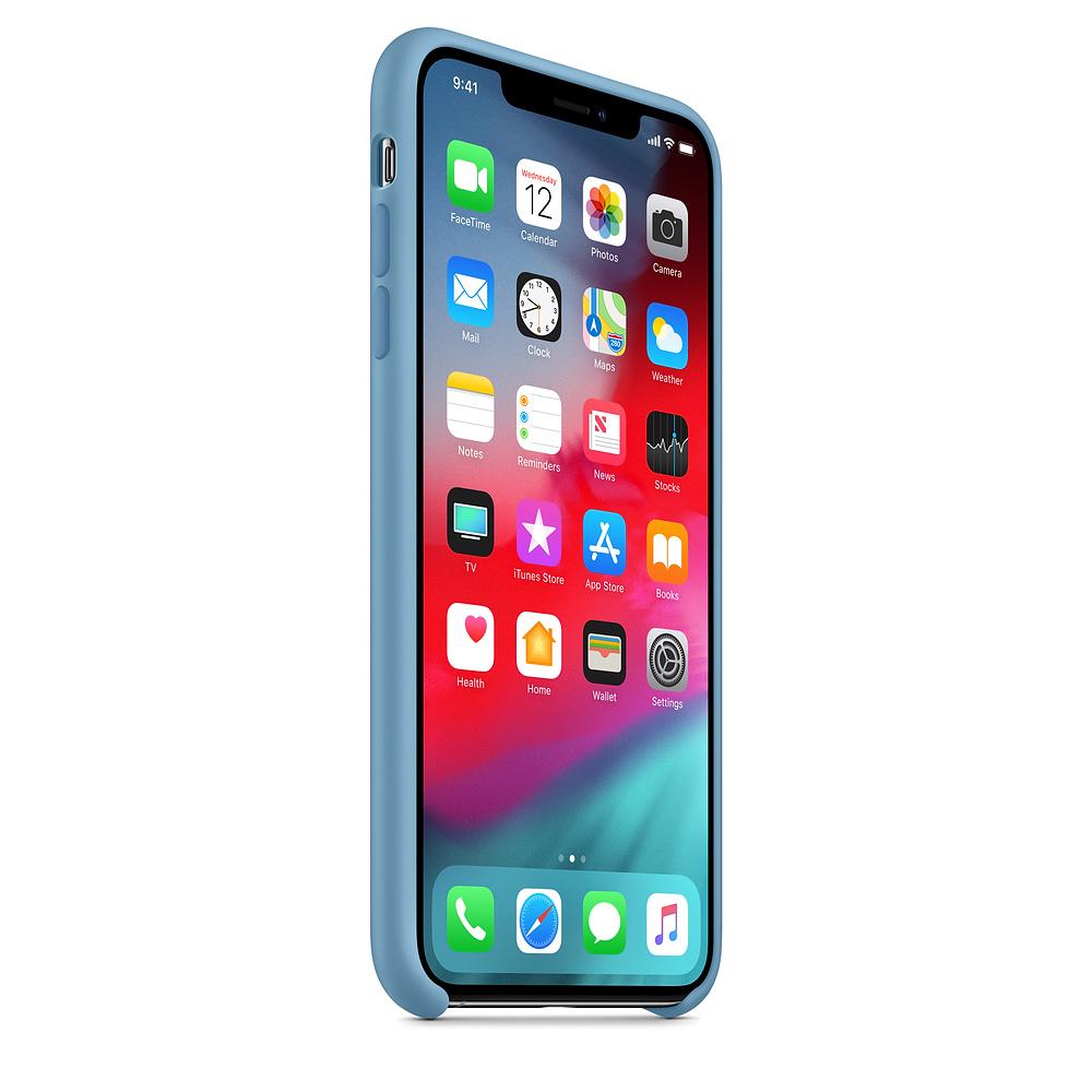 Силиконовый чехол для iPhone X/XS Apple Silicone Case фото 3