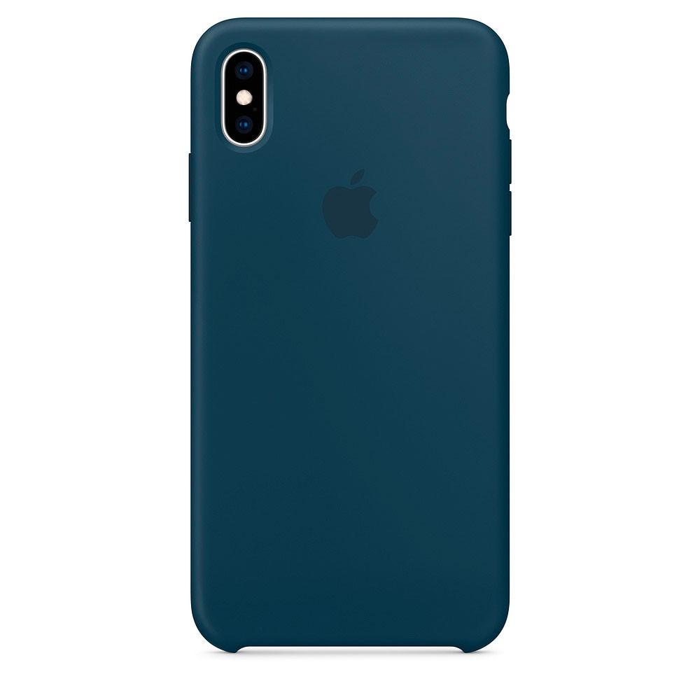 Силиконовый чехол для iPhone XS Max Apple Silicone Case фото 2