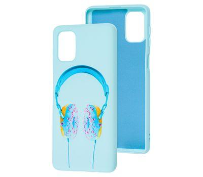 Силиконовый чехол для Samsung Galaxy M51 (M515) Art Case фото