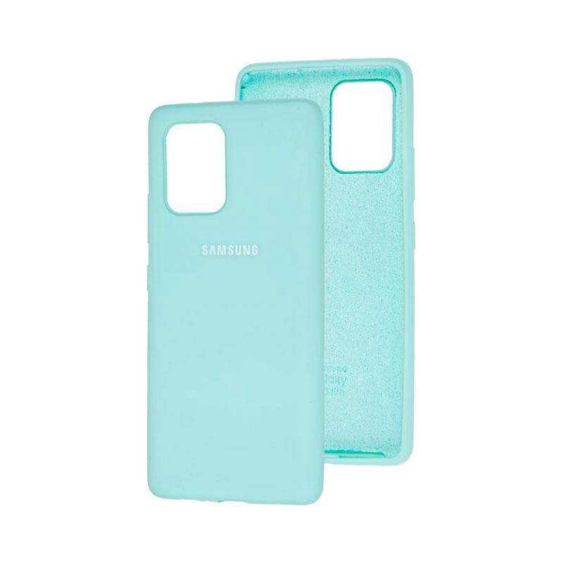 Чехол для Samsung Galaxy S10 Lite (G770) Silicone Full фото 1