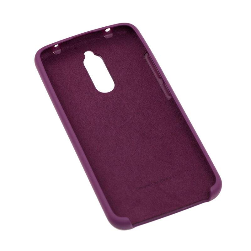 Чехол для Xiaomi Redmi 8 Soft Touch Silicone Cover фото 2