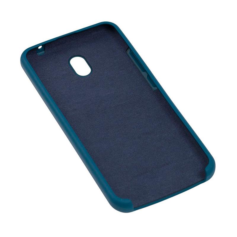 Чехол для Xiaomi Redmi 8A Soft Touch Silicone Cover фото 3