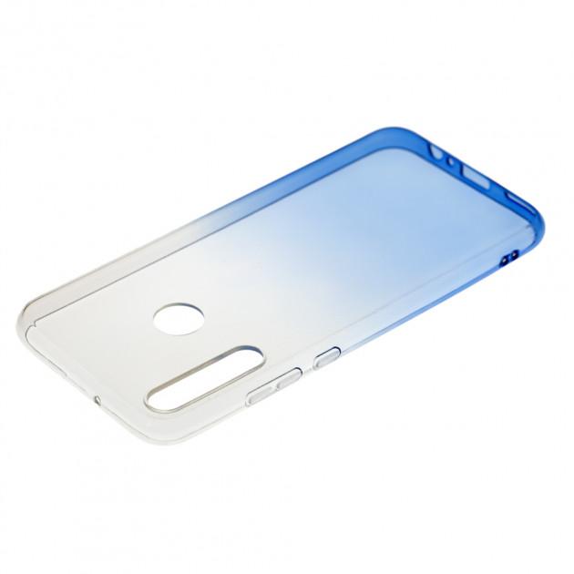 Силиконовый чехол для Huawei P40 Lite E Gradient Design фото 2