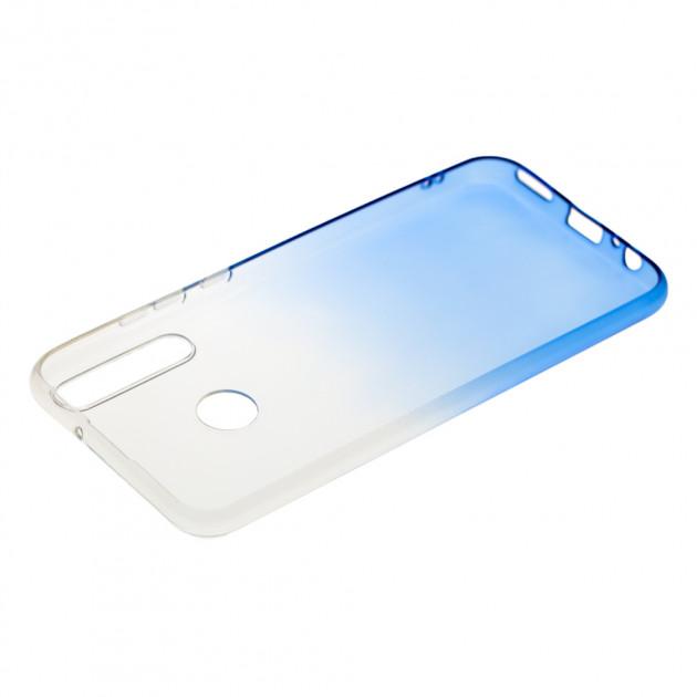 Силиконовый чехол для Huawei P40 Lite E Gradient Design фото 3