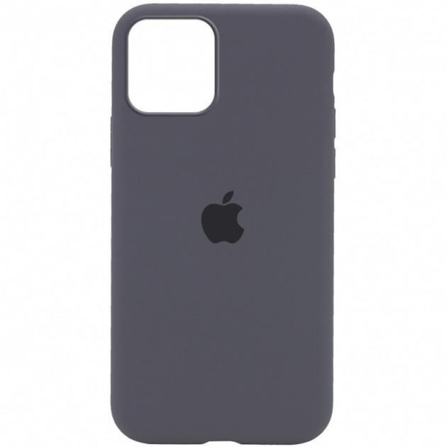 Силиконовый чехол для iPhone 12 Pro Max Silicone Case Full фото 1