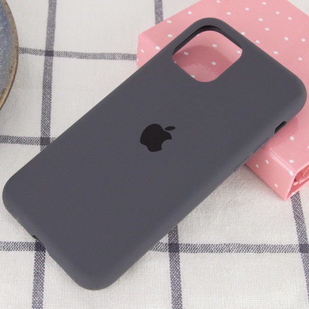 Силиконовый чехол для iPhone 12 Pro Max Silicone Case Full фото 2