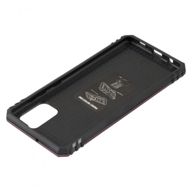 Противоударный чехол для Samsung Galaxy A71 (A715) Serge Ring фото 3