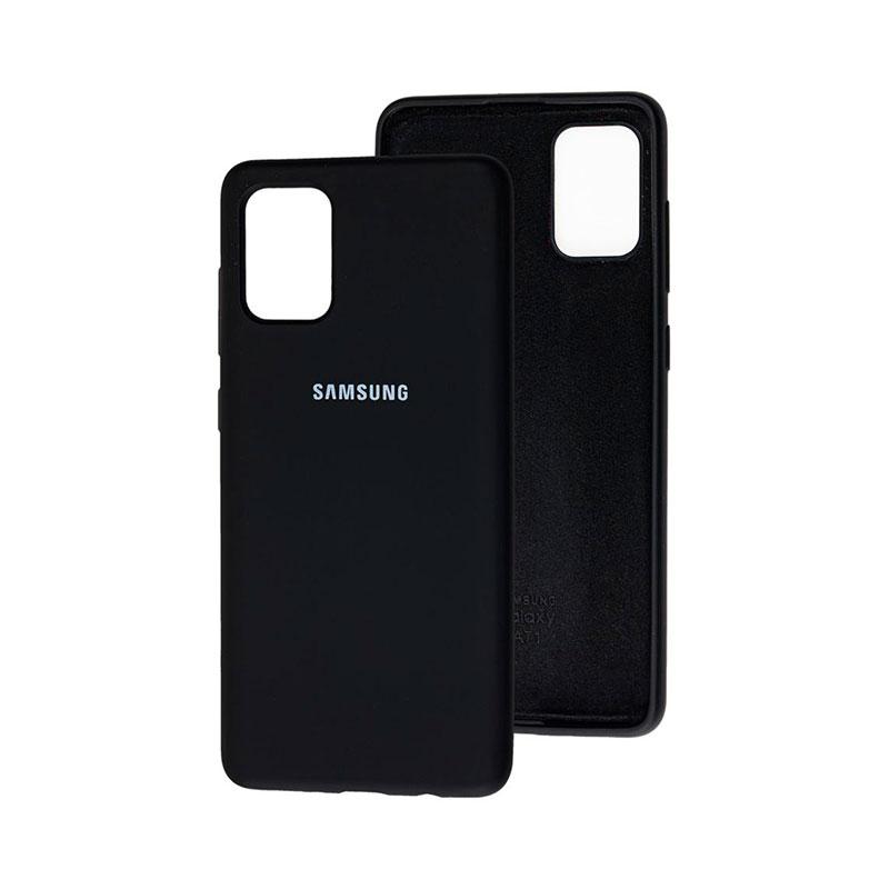 Чехол для Samsung Galaxy A71 (A715) Silicone Full фото 2