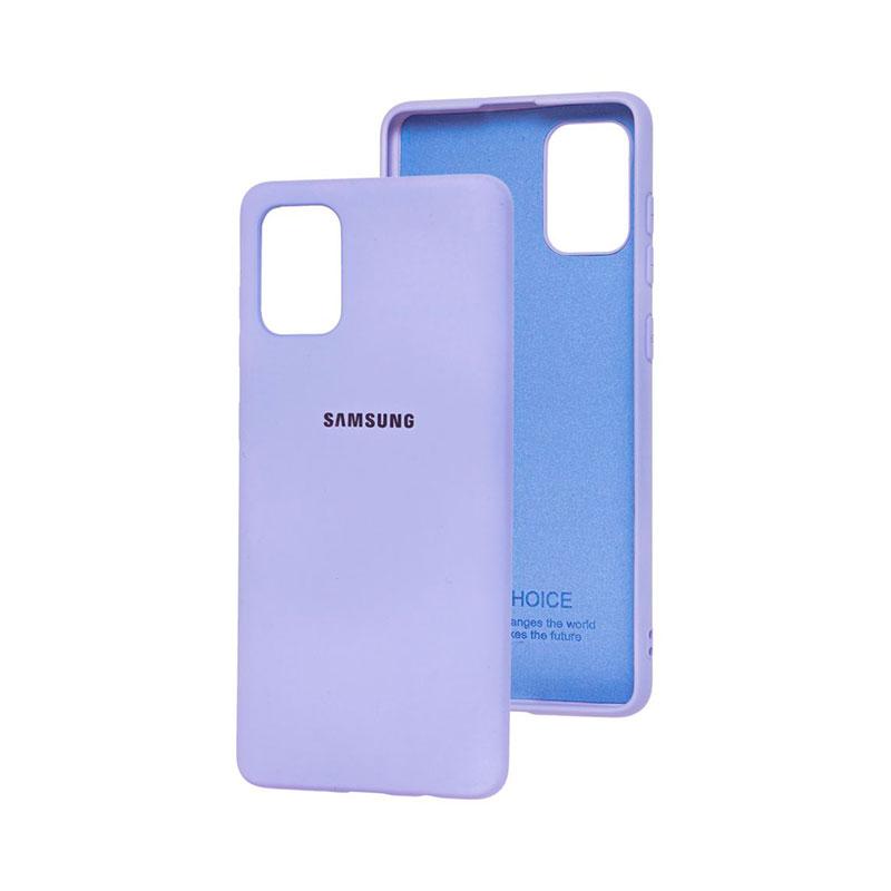 Чехол для Samsung Galaxy A71 (A715) Silicone Full фото 1