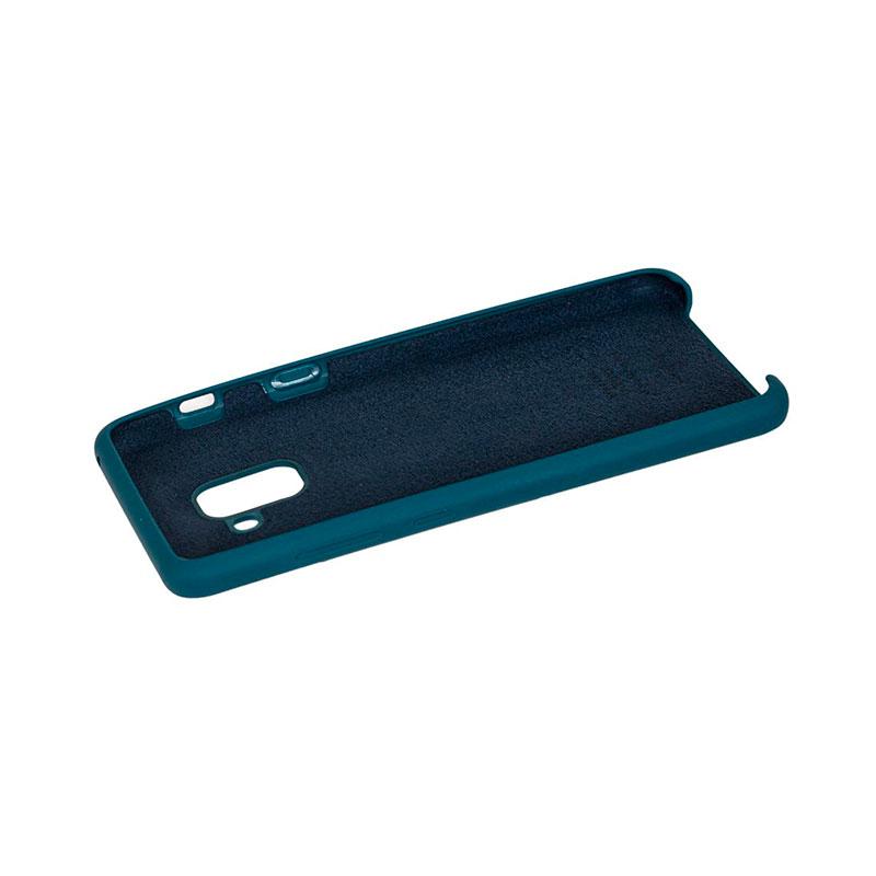 Чехол для Samsung Galaxy A8 Plus 2018 (A730) Soft Touch Silicone Cover фото 3
