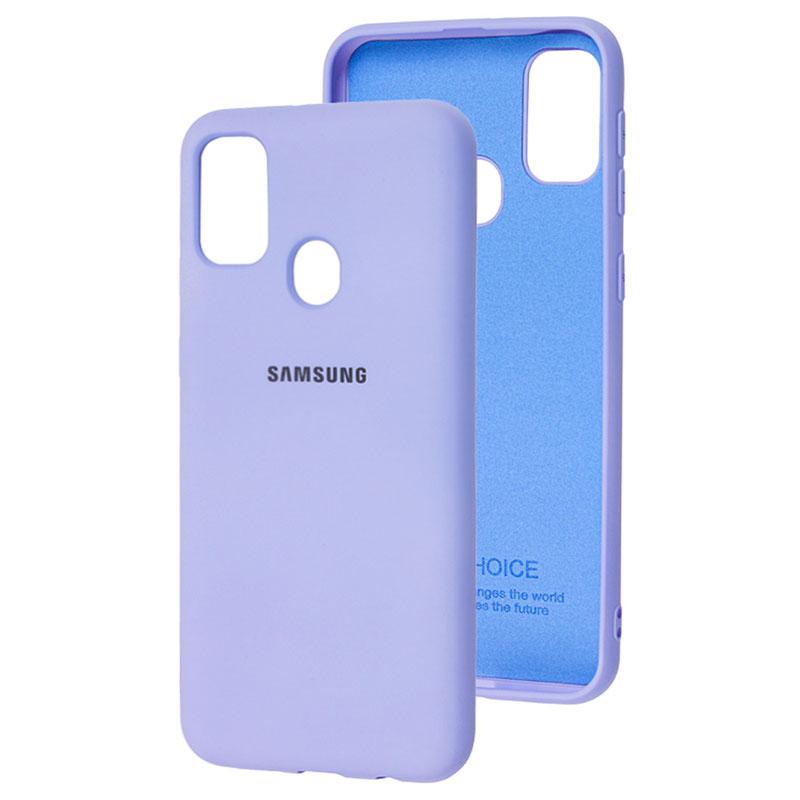 Чехол для Samsung Galaxy M30s (M307) / Galaxy M21 (M215) Silicone Full фото 2