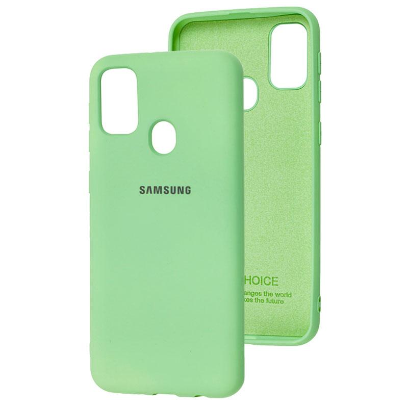 Чехол для Samsung Galaxy M30s (M307) / Galaxy M21 (M215) Silicone Full фото 3