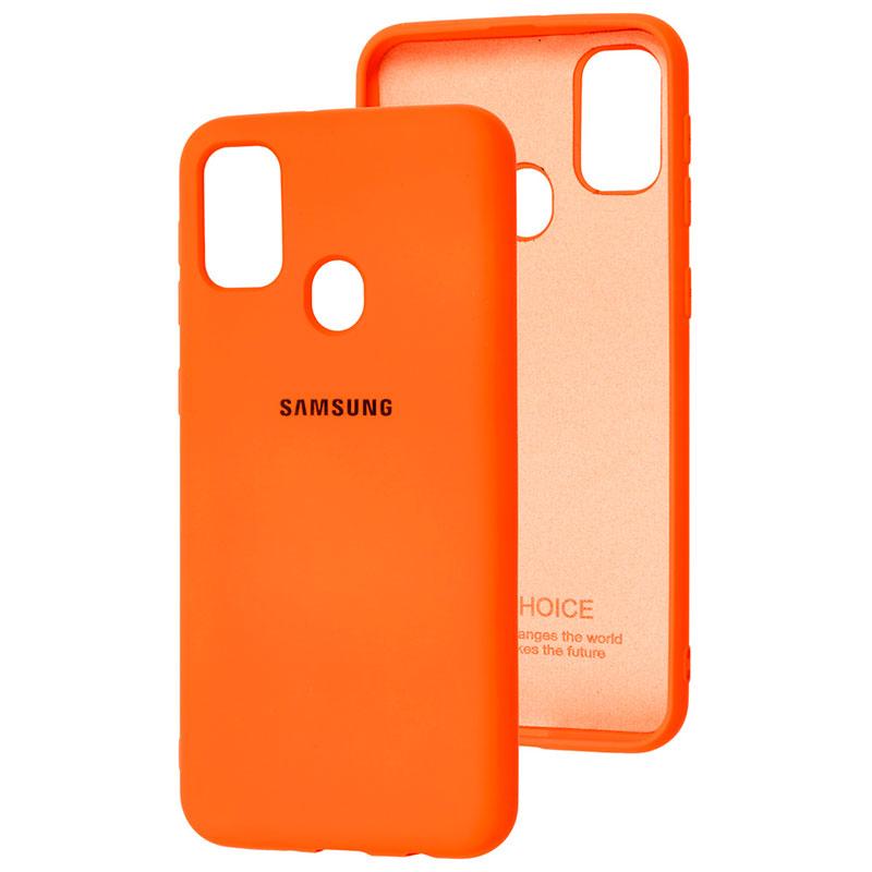 Чехол для Samsung Galaxy M30s (M307) / Galaxy M21 (M215) Silicone Full фото 1