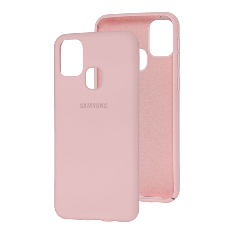 Силиконовый чехол для Samsung Galaxy M31 (M315) Silicone Full фото 1