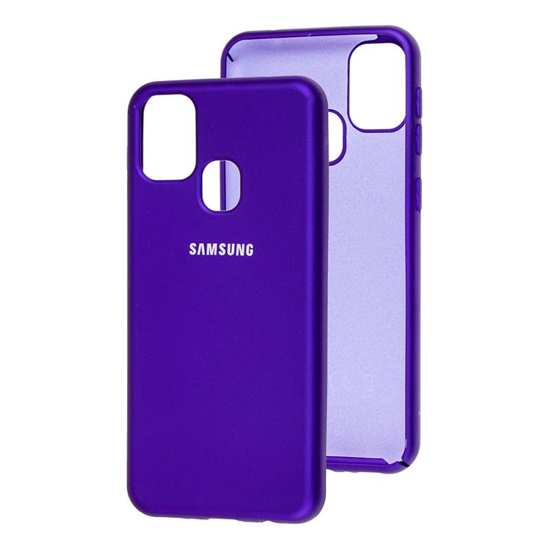 Силиконовый чехол для Samsung Galaxy M31 (M315) Silicone Full фото 3