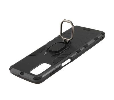 Противоударный чехол для Samsung Galaxy M51 (M515) Transformer Ring с кольцом фото 2