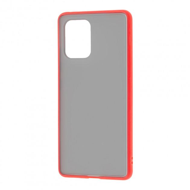 Чехол для Samsung Galaxy S10 Lite (G770) LikGus Maxshield фото 1