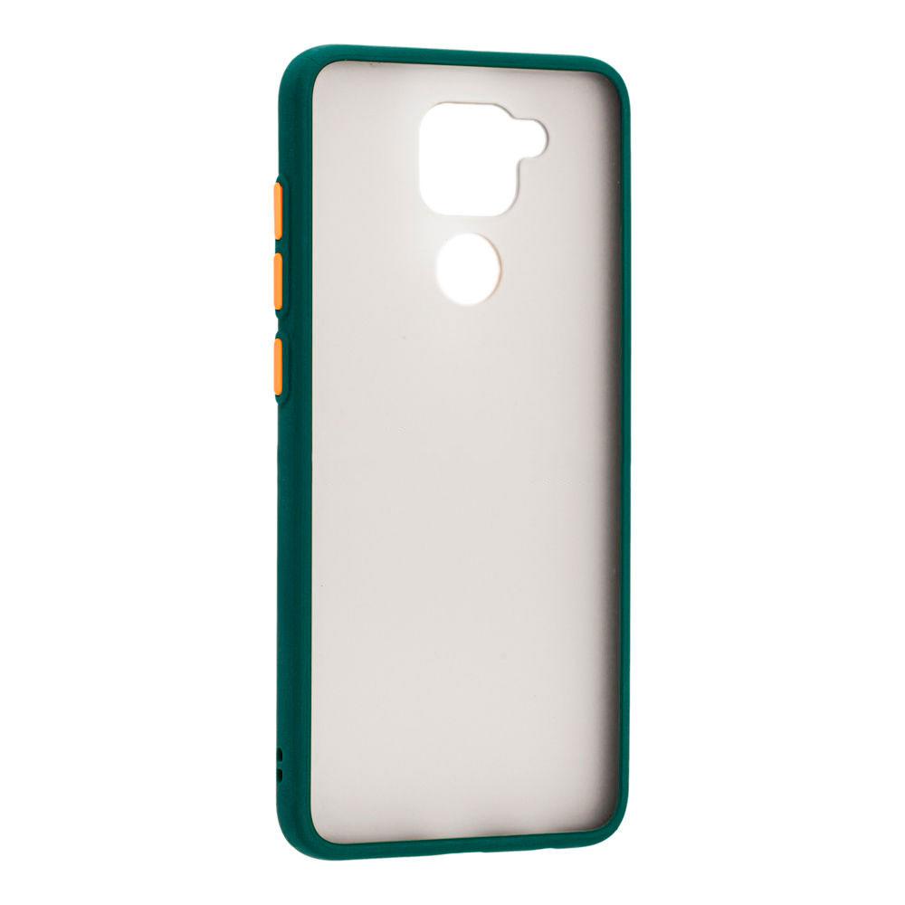 Чехол для Xiaomi Redmi Note 9 LikGus Maxshield фото 1