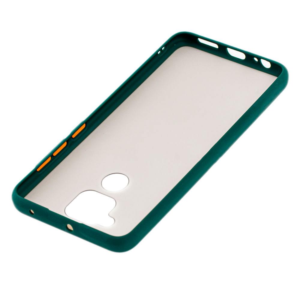 Чехол для Xiaomi Redmi Note 9 LikGus Maxshield фото 3