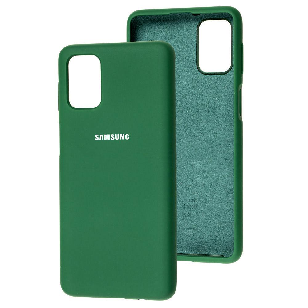 Силиконовый чехол для Samsung Galaxy M31s (M317) Silicone Full фото