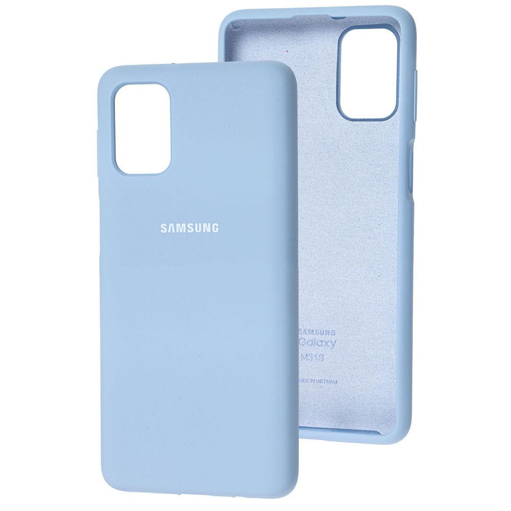 Силиконовый чехол для Samsung Galaxy M51 (M515) Silicone Full фото 1