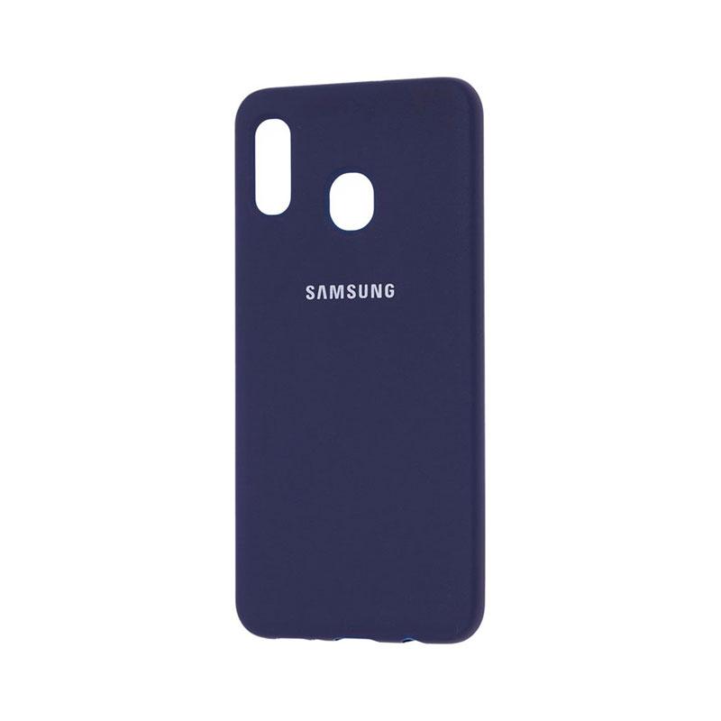 Чехол для Samsung Galaxy A30 (A305) Silicone Full фото 3