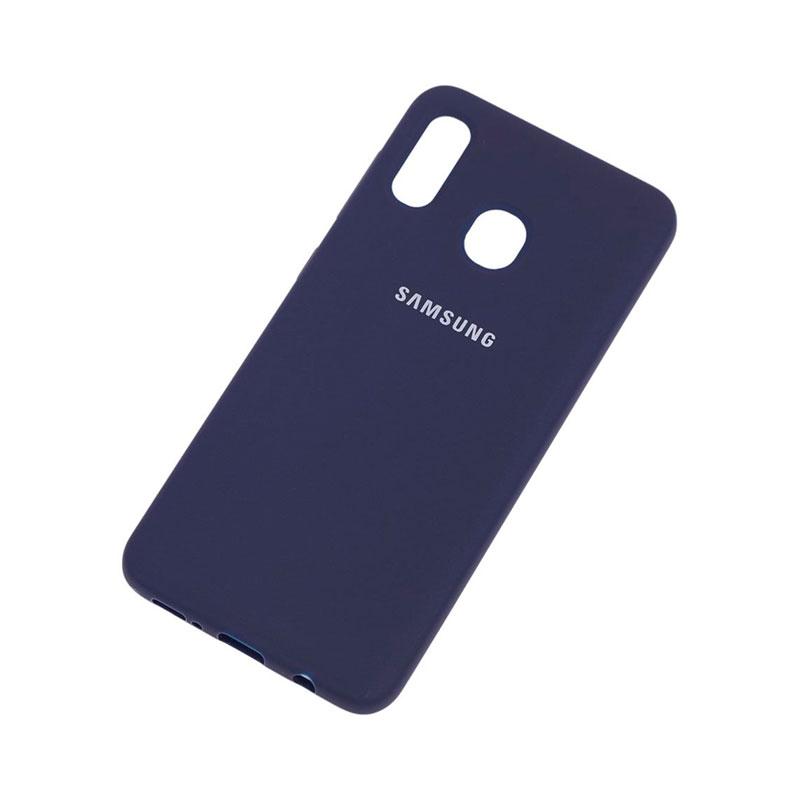 Чехол для Samsung Galaxy A30 (A305) Silicone Full фото 2