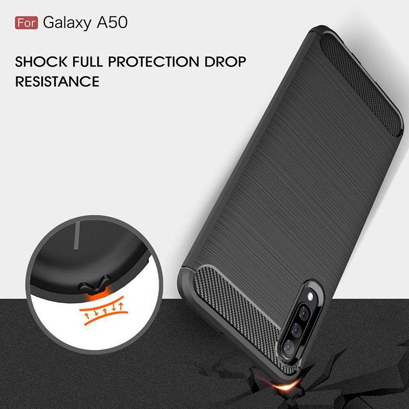 Чехол для Samsung Galaxy A50 (A505) iPaky Slim фото 4