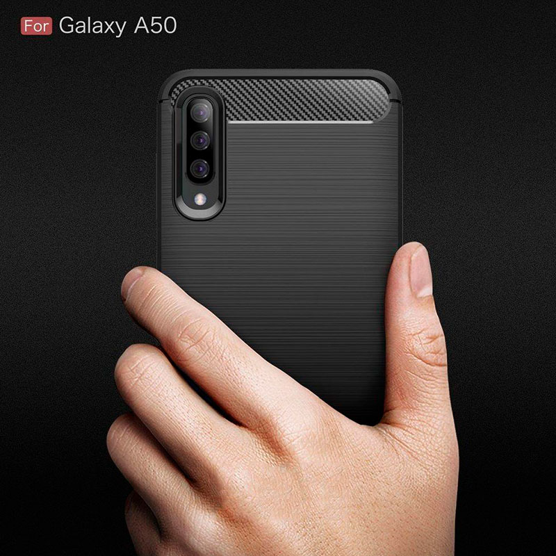 Чехол для Samsung Galaxy A50 (A505) iPaky Slim фото 2