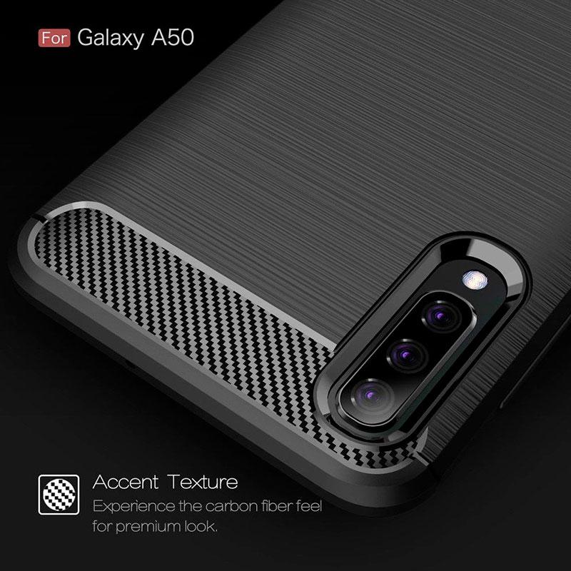 Чехол для Samsung Galaxy A50 (A505) iPaky Slim фото 3