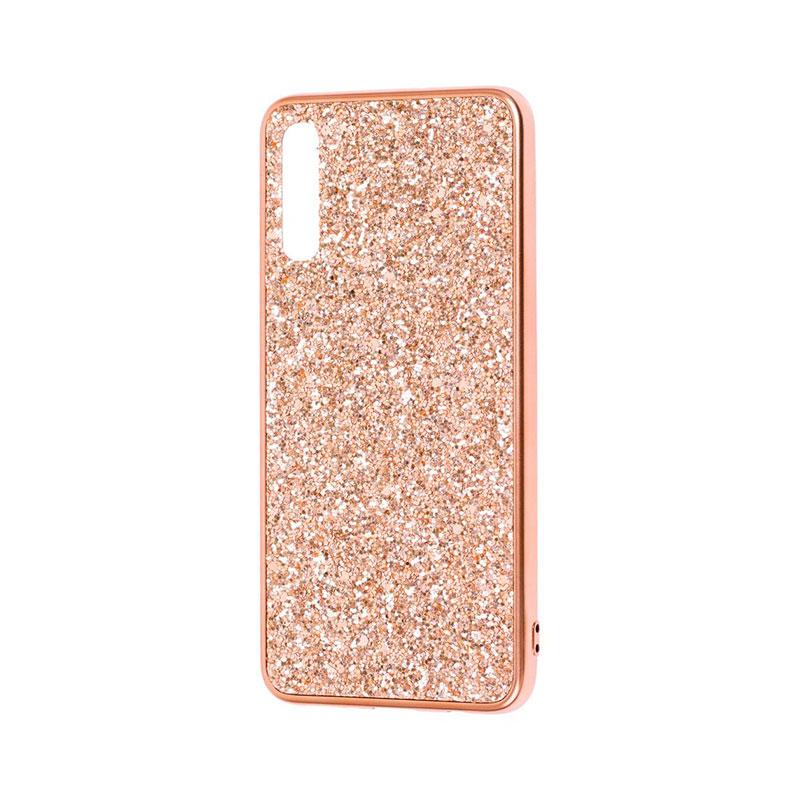 Чехол для Samsung Galaxy A50 (A505) Shining Sparkles с блестками фото 1