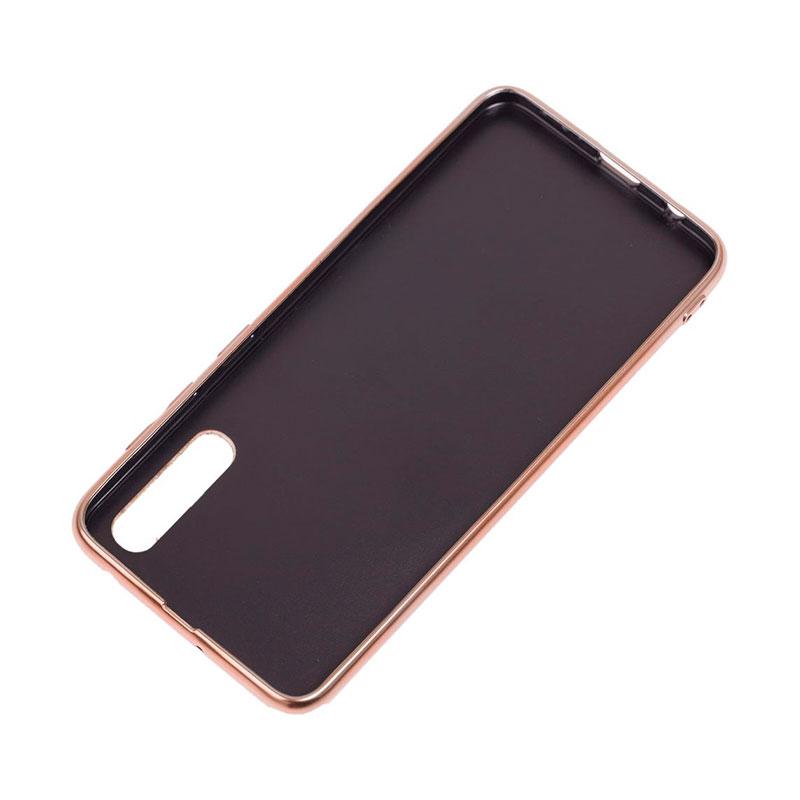 Чехол для Samsung Galaxy A50 (A505) Shining Sparkles с блестками фото 3