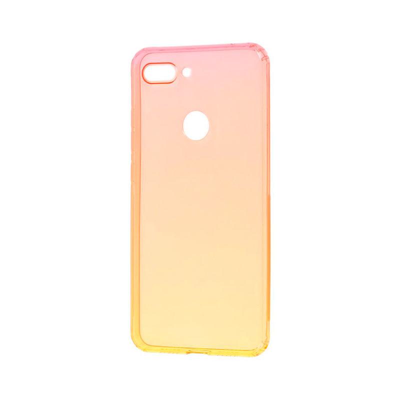 Чехол на Xiaomi Mi 8 Lite Gradient Design фото 1