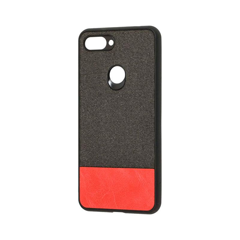 Чехол на Xiaomi Mi 8 Lite Hard Textile фото 1