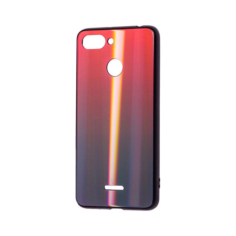 Чехол на Xiaomi Redmi 6 Gradient Glass фото 1